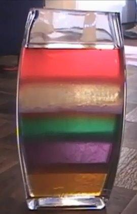 אגרטל צבעוני