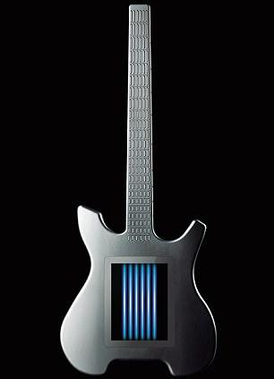 הגיטרה עם הצליל האיכותי אי פעם, אך נטולת מיתרים