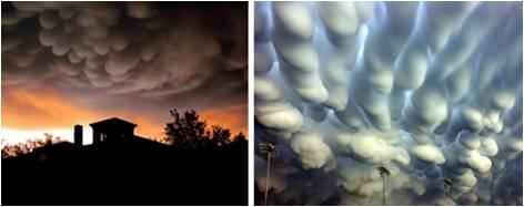 mammtus clouds