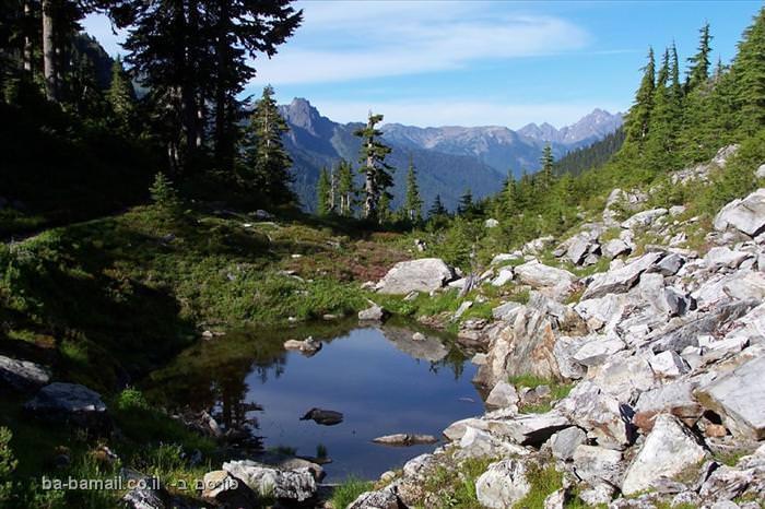 הפארק הלאומי אולימפיק