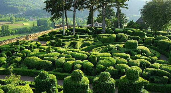 'גני מרקוויסאק' - גן מדהים בניחוח צרפתי! (בעריכה)