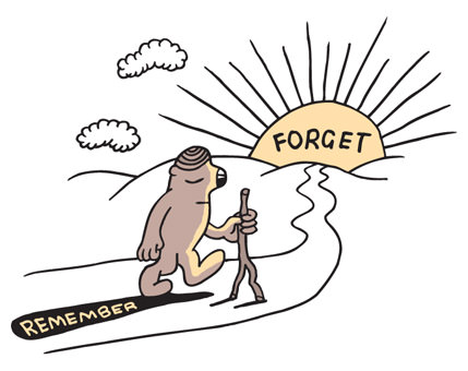 זיכרון ושיכחה