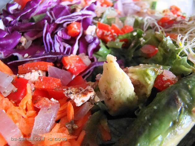 לאכול בריא בחודשי הקיץ הלוהטים! (בעריכה)