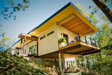 בתים ירוקים