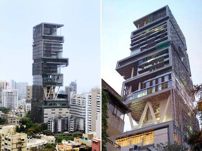 הבניין היקר ביותר בהודו