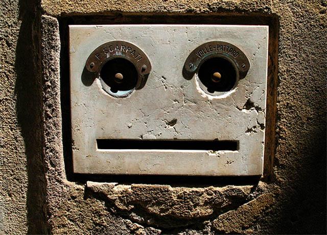 פרצופים מבניינים