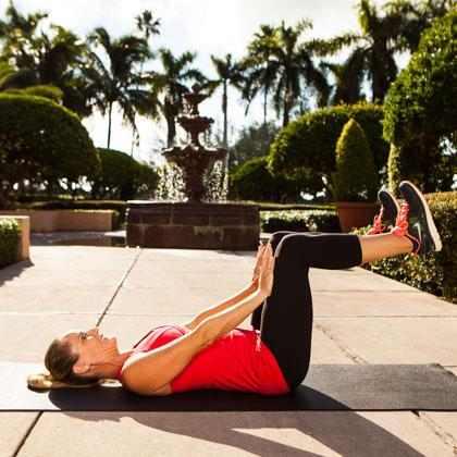 תרגילים לחיזוק בטן תחתונה