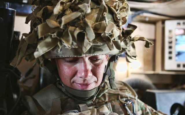 תמונות של נשים לוחמות באפגניסטן