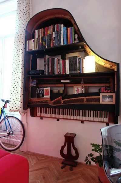 רהיטים מפסולת ממוחזרת