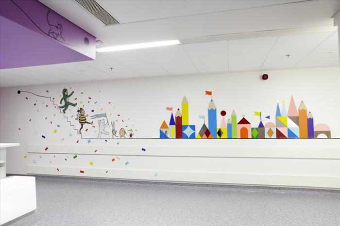 בתי חולים מדהימים לילדים מכל העולם