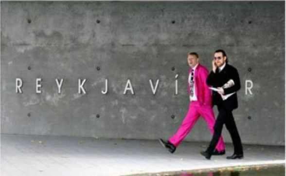 ראש עיריית רייקיאוויק באיסלנד - טיפוס ססגוני ומיוח