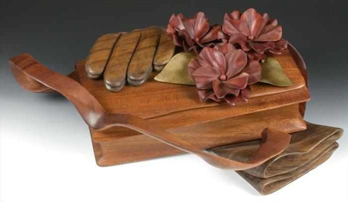 מצגת נפלאה של כלי עץ בליווי מוסיקה