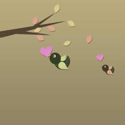 ציפור אהבה