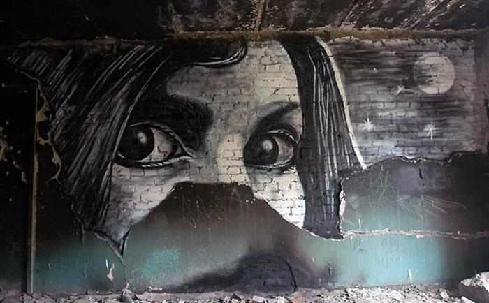 ציור רחוב