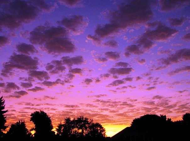 תמונות מדהימות של עננים