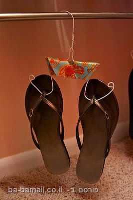 מתלה לנעליים