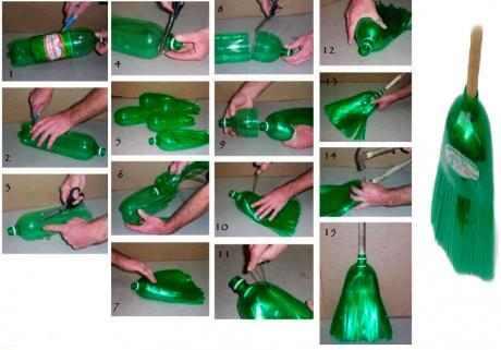 בקבוקים