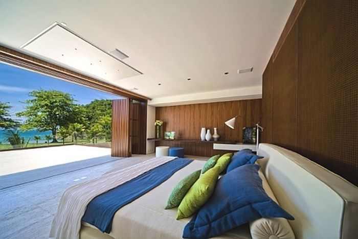 נוף חדר שינה