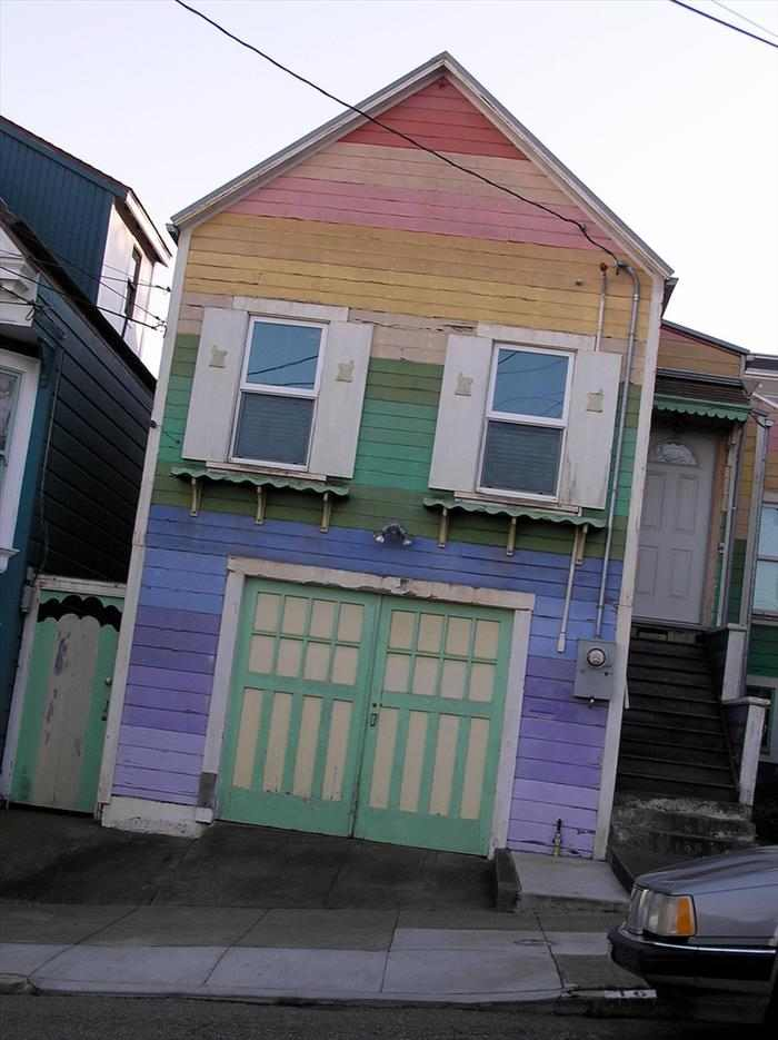 תמונות של בתים עם פרצופים