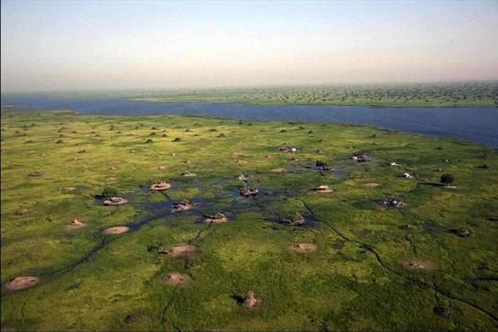 ביצת סוד בדרום סודן