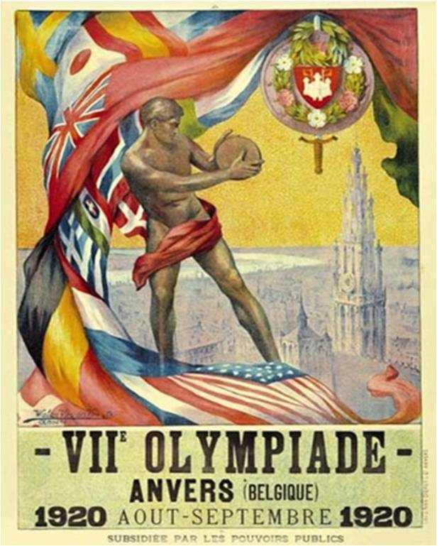 הפוסטרים היפים ביותר של האולימפיאדה