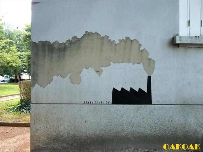 אמנות רחוב יצירתית