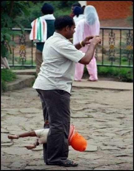 דברים הזויים שתוכלו לראות רק בהודו...