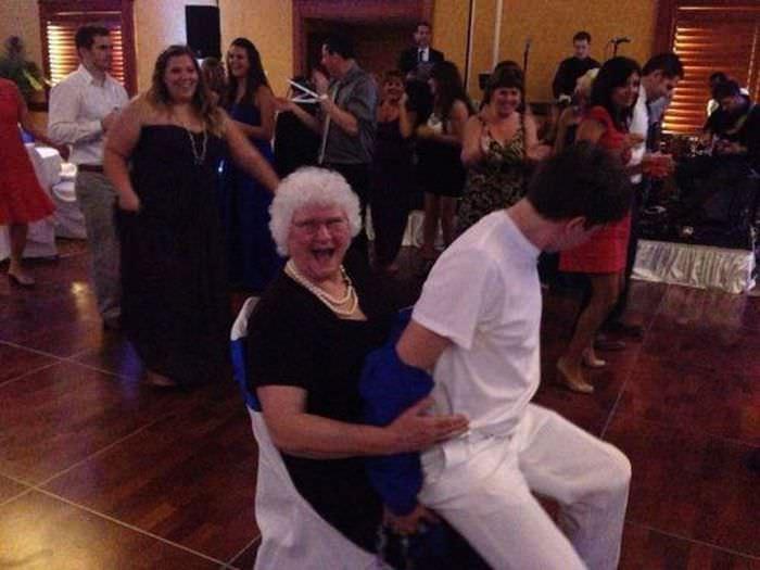 זקנים מצחיקים