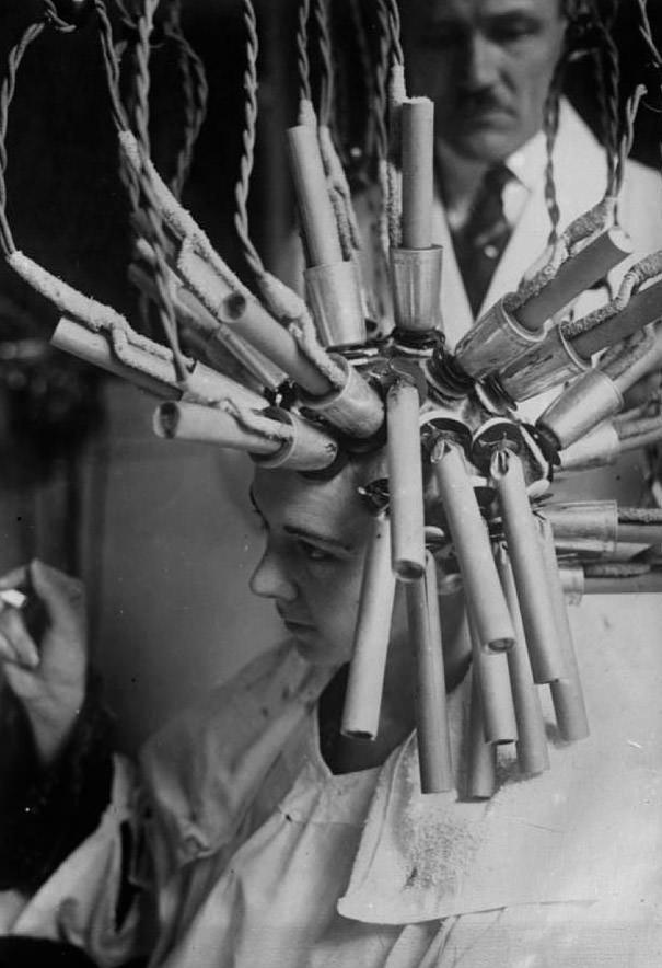 טיפולים קוסמטיים בשנות ה-20 וה-30
