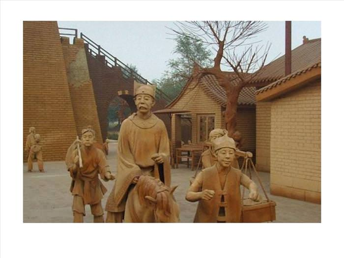 כפר החימר הסיני