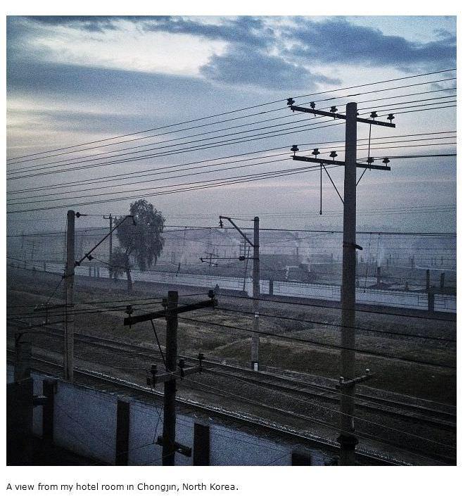 צפון קוריאה בתמונות