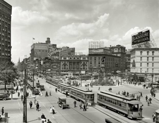 תמונות היסטוריות של ערים מהעולם