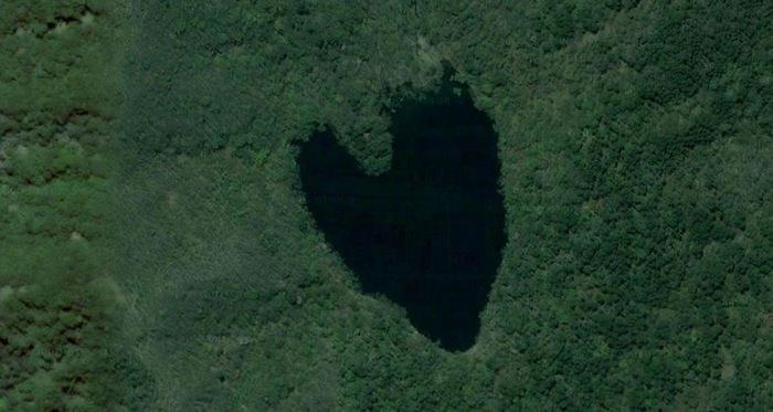 לבבות בטבע