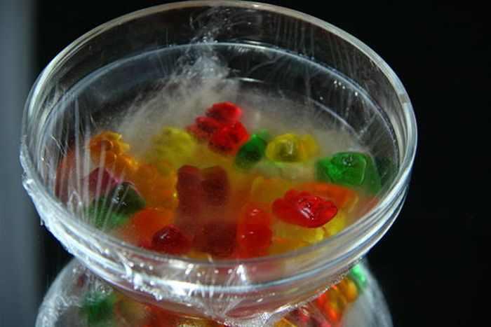 וודקה סוכריות גומי