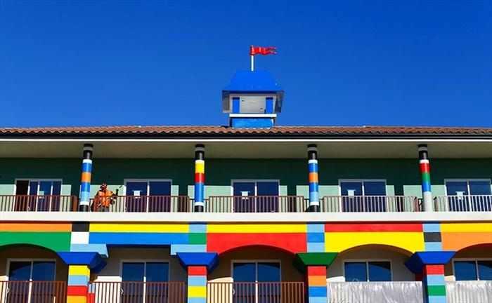 מלון מלגו בקליפורניה