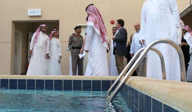 מתקן שיקום יוקרתי לטרוריסטים בסעודיה