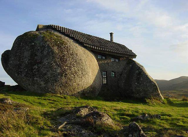המבנים הכי מוזרים ומיוחדים בעולם