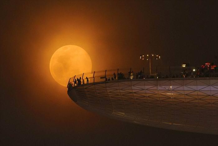 תמונות של סופר ירח