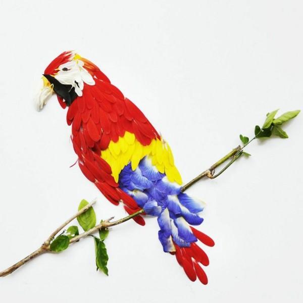 ציפורים פרחוניות