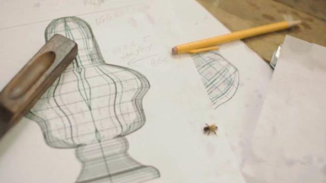 מדפסת דבש-מימד