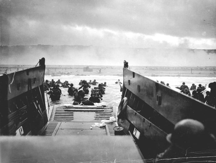 תמונות היסטוריות ממלחמת העולם השנייה