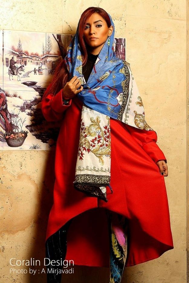 אופנה באיראן