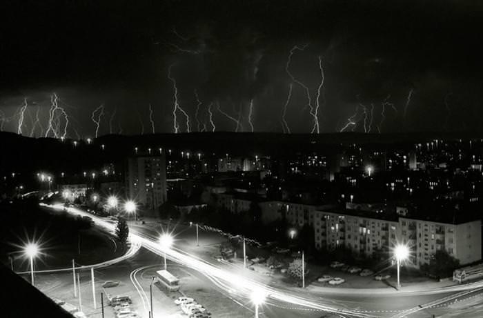 תמונות מדהימות של ברקים מהעולם