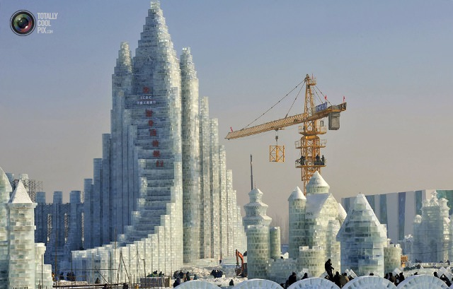 פסטיבל הקרח של חרבין
