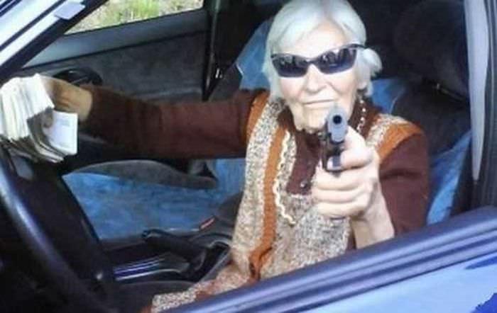 תמונות מצחיקות של סבתות