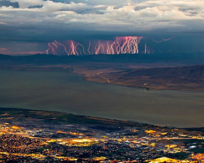 תמונות מדהימות מרחבי הגלובוס