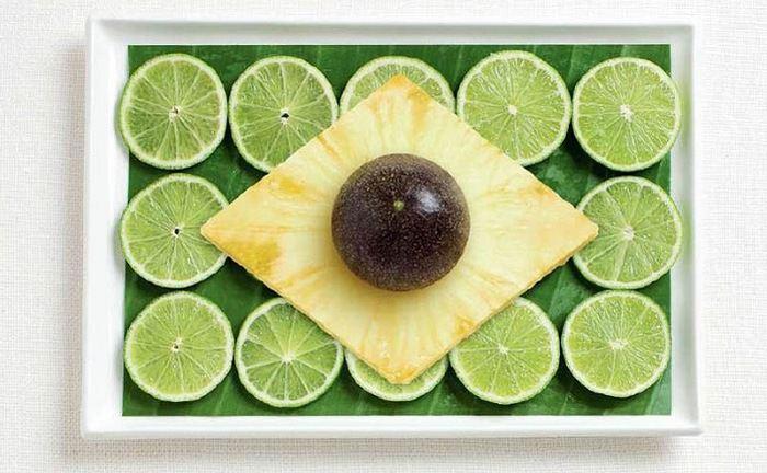 אוכל ברזיל