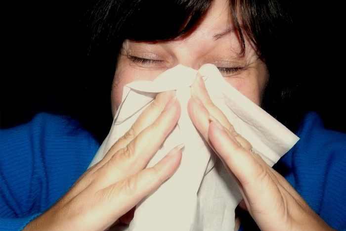 שפעת - זמני