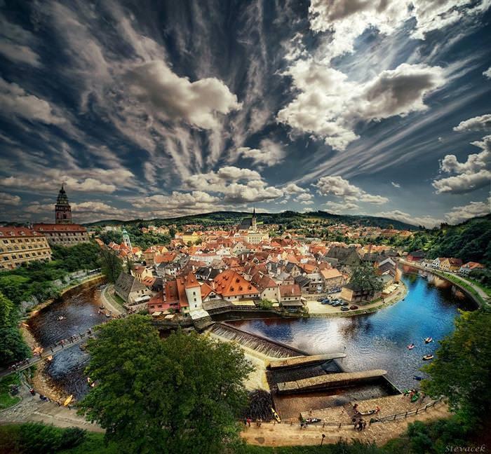 ערים יפות