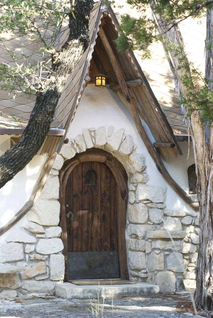 בית עץ מדהים בעבודת יד